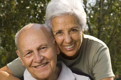 EHEAP happy couple