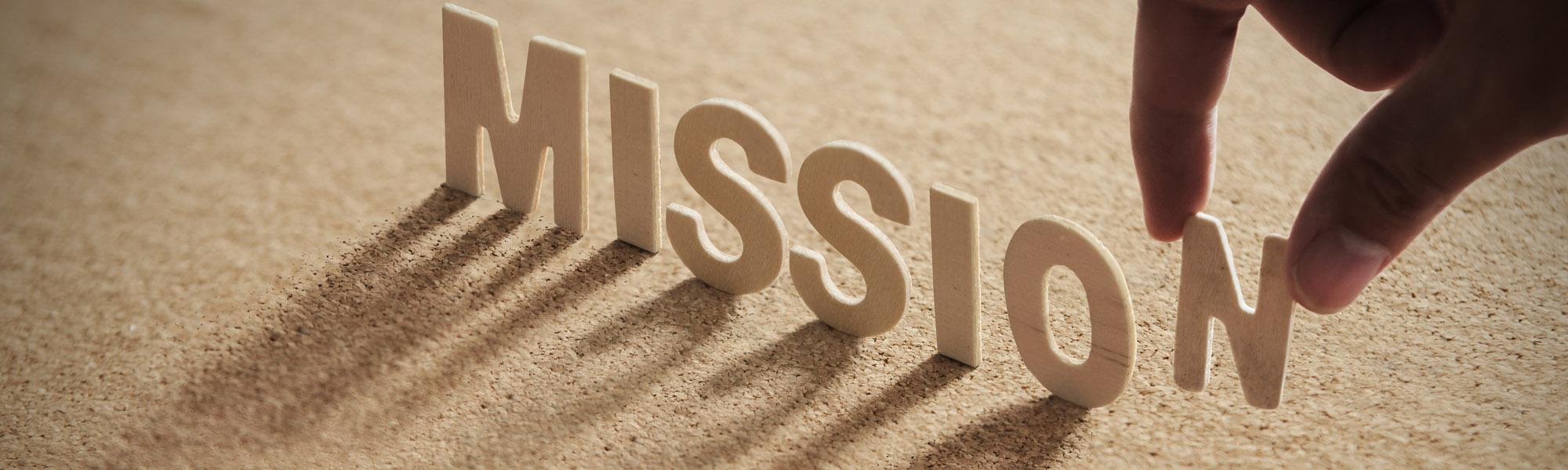 ALPI mission in sand